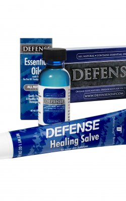 Defense Skin Care Kit Plus Soap Bar